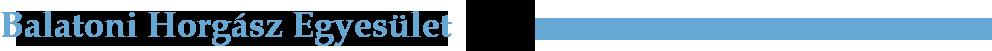Balatoni Horgász Egyesület